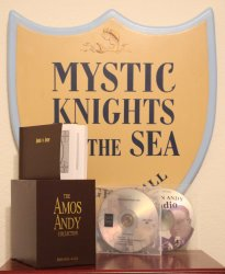 Amos 'n Andy, Whole Kit n Caboodle Complete DVD Box Set with the Sign