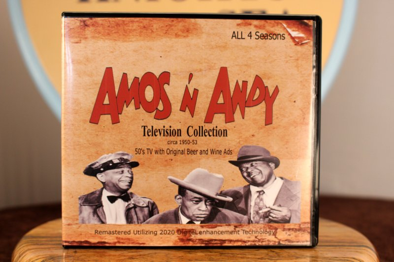 Image 0 of   Amos n Andy 50's TV 77 Shows Digitally Restored All 4 Seasons