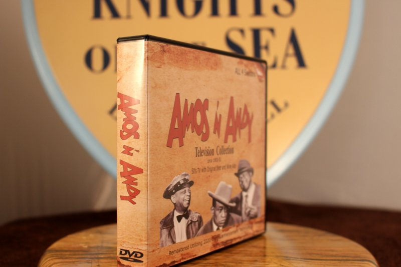 Image 2 of Amos n Andy 50's TV 77 Shows Digitally Restored All 4 Seasons