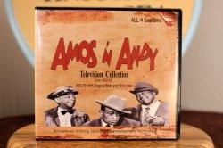 Amos n Andy 50's TV 77 Shows Digitally Restored All 4 Seasons