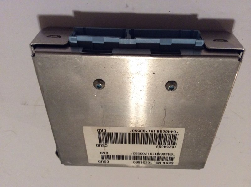 Cadillac Seville Sts Electronic Suspension Control Module