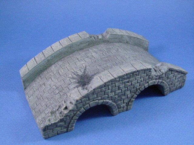Safari Toy Soldiers Civil War Stone Bridge