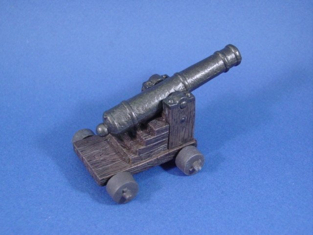 Toy Soldiers Multi Scale Pirate Fort Cannon