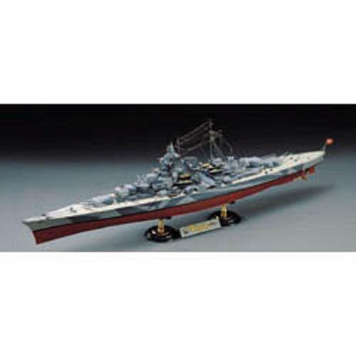 Plastic Model Kit 1/350 Scale Tirpitz Battleship (Static)