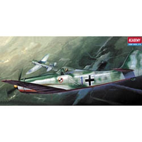 Plastic Model Kit 1/72 Scale Focke Wulf Fw190D Fighter Academy 1611