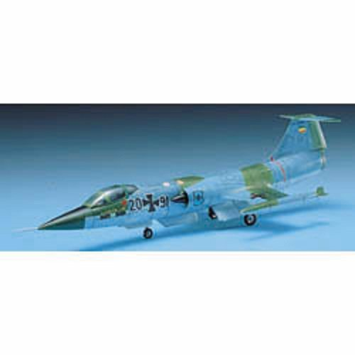 Plastic Model Kit 1/72 Scale F104G Aircraft