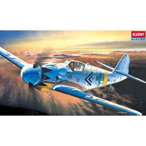 Plastic Model Kit 1/72 Bf109G14 Aircraft