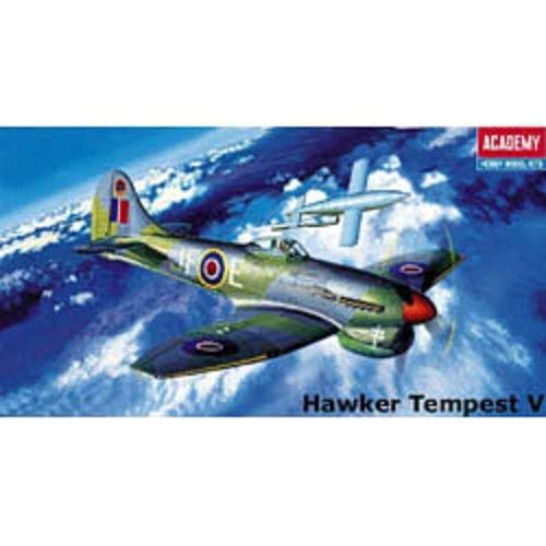 Plastic Model Kit 1/72 Hawker Tempest V Fighter