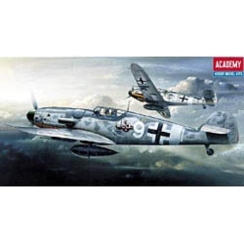 Plastic Model Kit 1/72 Bf109 Fighter