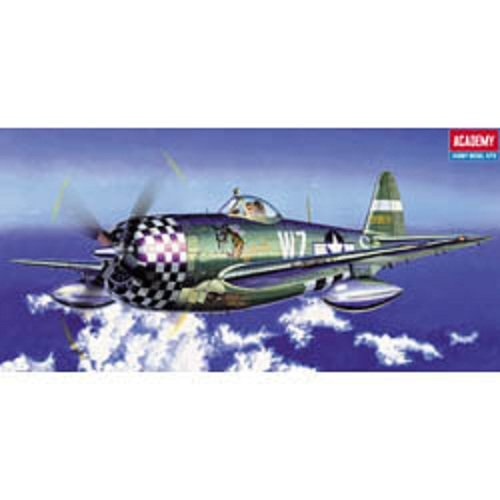 Plastic Model Kit 1/72 P47D Thunderbolt Eileen Fighter