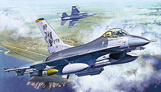 F16CG/CJ Fighting Falcon Fighter