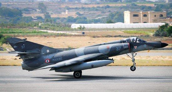 1/72 Super Etendard Libiya 2011 Bomber