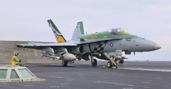 F/A18C Chippy Ho 2009 Version Fighter