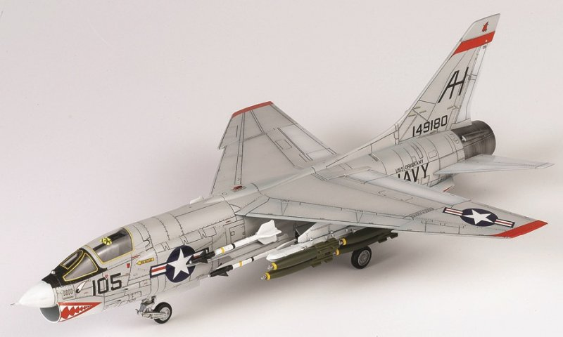 F8E VF111 Sundowners USN Fighter