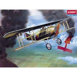 1/72 Spad XIII WWI RAF Fighter
