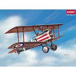 1/72 Sopwith Camel WWI RAF Fighter Academy 12447