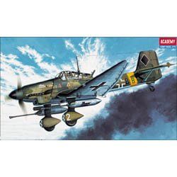 1/72 Ju87G1 Bomber