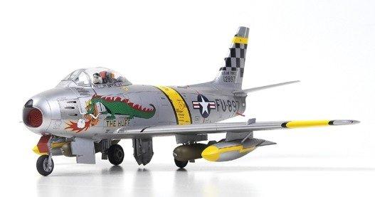 Model Kit 1/48 F86F Sabre Huff US Fighter Academy 12234