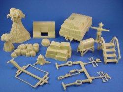 MARX Reissue Vegetable Crop Rows for Lassie Farm Play set