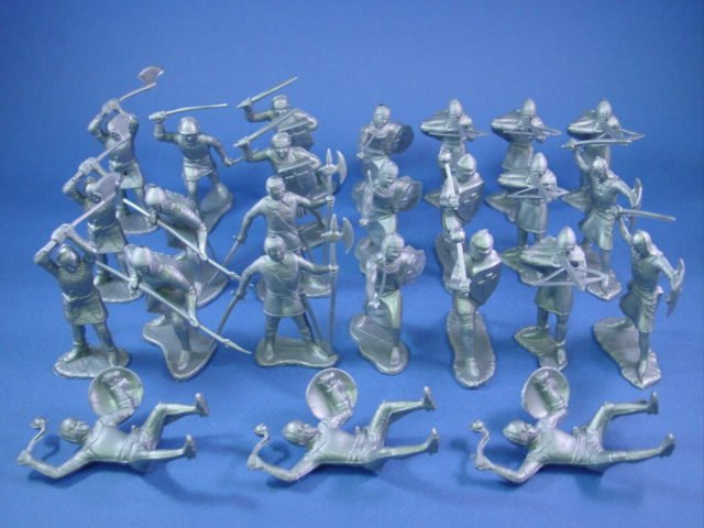 Marx 60mm Knights