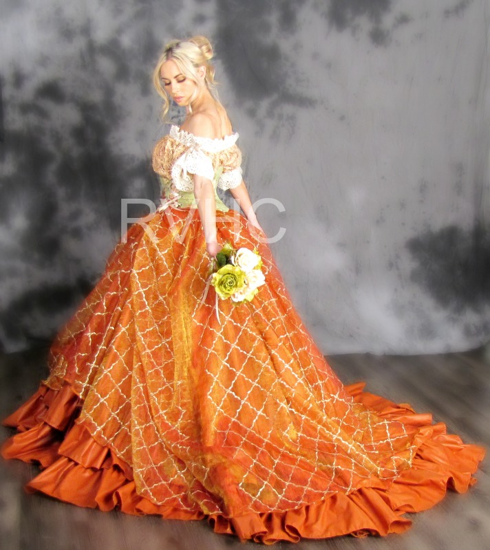 Image 0 of Victorian Ball Gown