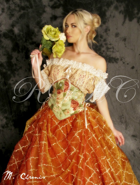 Image 1 of Victorian Ball Gown