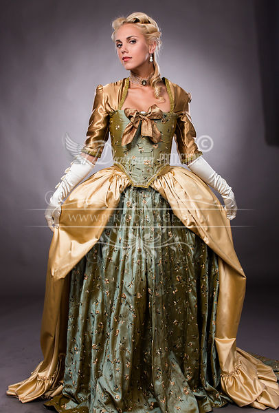 Image 0 of Georgian Ball Gown 2