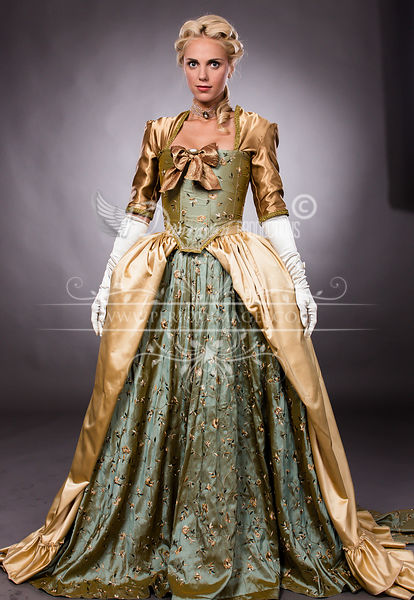 Image 1 of Georgian Ball Gown 2