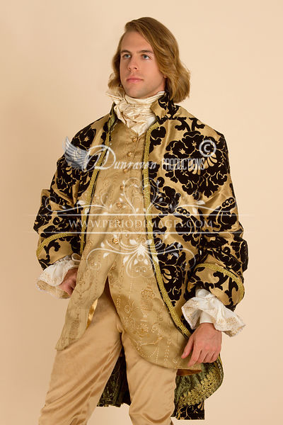Image 0 of Georgian Men's Formal