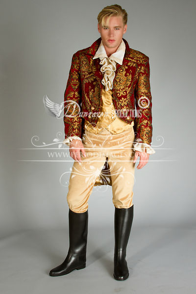 Image 0 of Georgian Men's Formal 3