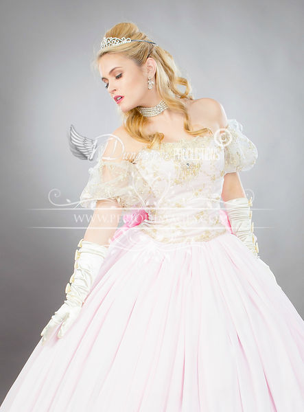 Image 0 of Princess Ella Victorian Ball Gown