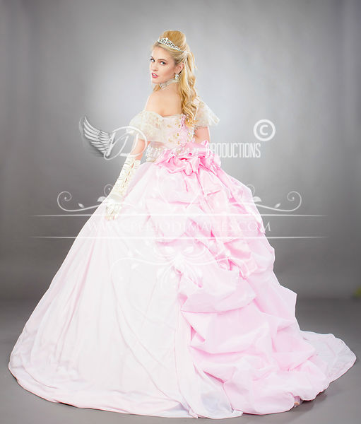 Image 1 of Princess Ella Victorian Ball Gown