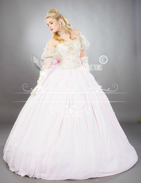 Image 2 of Princess Ella Victorian Ball Gown