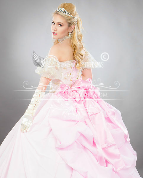 Image 3 of Princess Ella Victorian Ball Gown