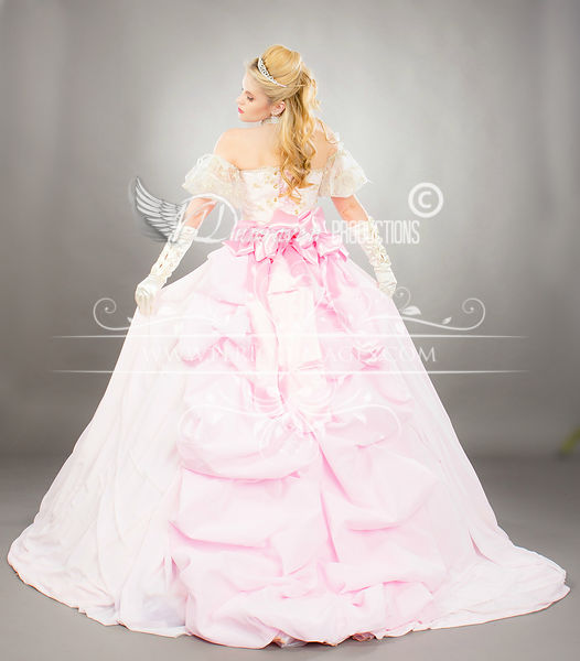 Image 4 of Princess Ella Victorian Ball Gown