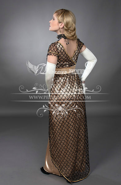 Image 3 of 1920's Dinner Dress