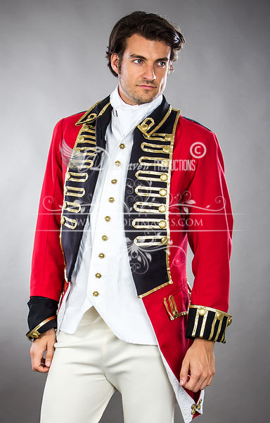 Image 0 of British Cavalry / Colonial Men's Uniform