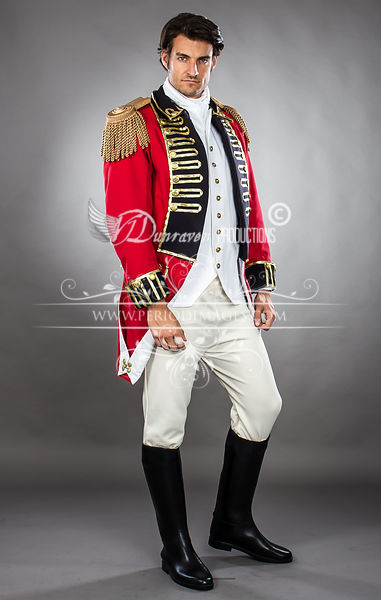 Image 1 of British Cavalry / Colonial Men's Uniform
