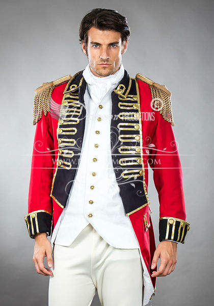 Image 3 of British Cavalry / Colonial Men's Uniform