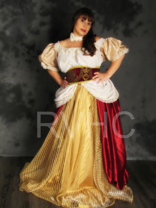 Image 0 of Countess Victoria Promenade Gown