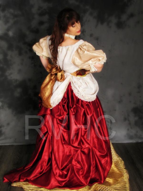 Image 2 of Countess Victoria Promenade Gown