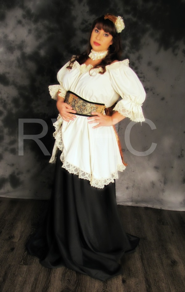 Image 1 of Lady Grace Victorian Walking Dress