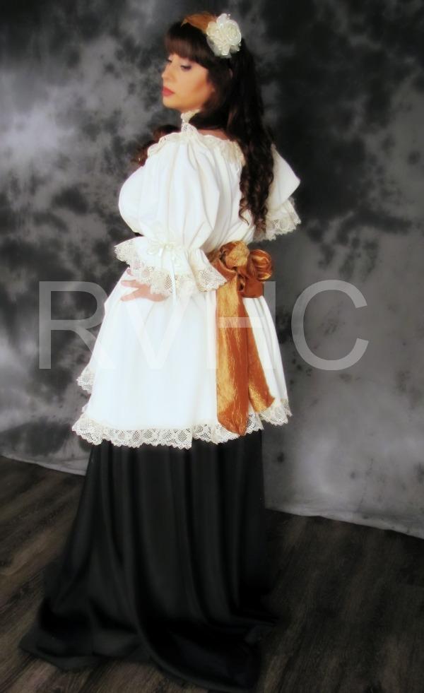 Image 2 of Lady Grace Victorian Walking Dress