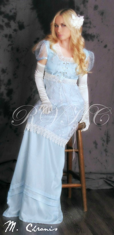Image 0 of Miss Elizabeth Regency Dress