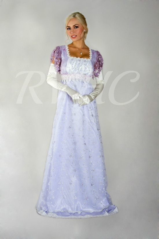 Image 0 of Miss Mary Regency Dress
