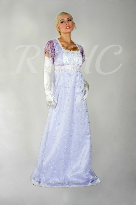 Image 1 of Miss Mary Regency Dress