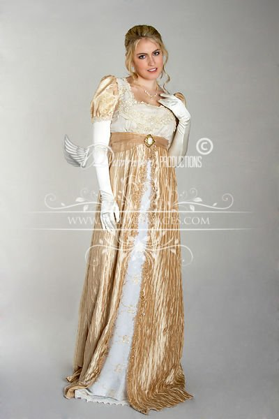 Image 0 of Miss Caroline Regency Dress