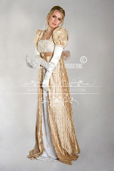 Image 2 of Miss Caroline Regency Dress