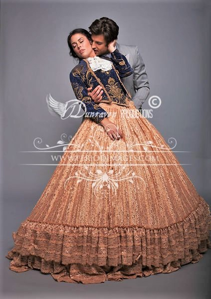 Image 0 of Lady Valerie Victorian Gown