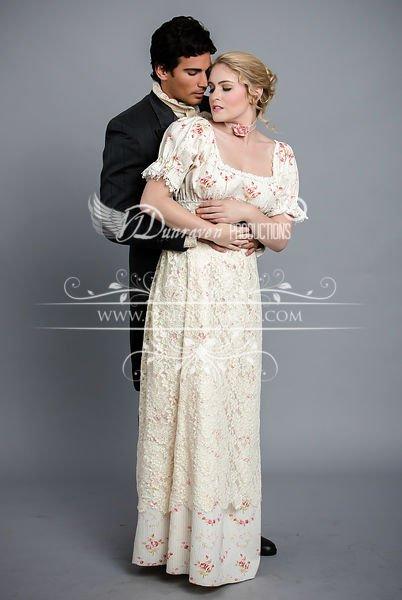 Image 0 of Miss Elinor Regency Dress Size 10-12 CLEARANCE SALE!